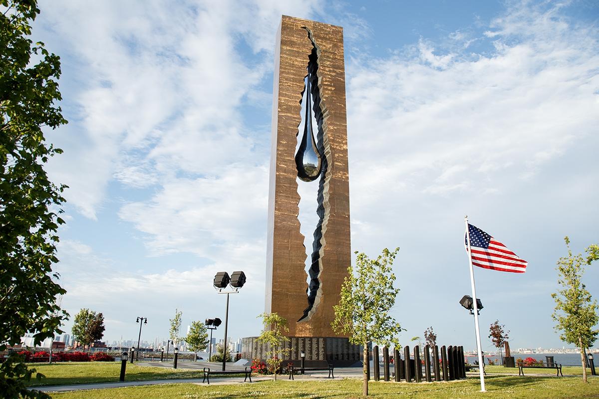 To the Struggle Against World Terrorism, Bayonne, NJ, USA. 2006