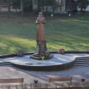 Inauguration of the Monument to Alexander Solzhenitsyn in Kislovodsk