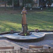 Inauguration of the Monument to Alexander Solzhenitsyn in Kislovodsk