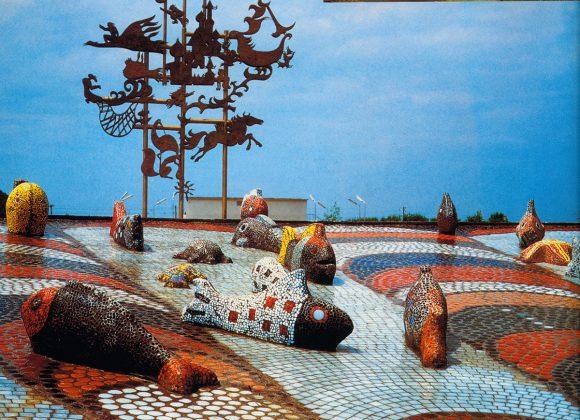Adler Resort Bathing Complex – Adler, Russia – 1973