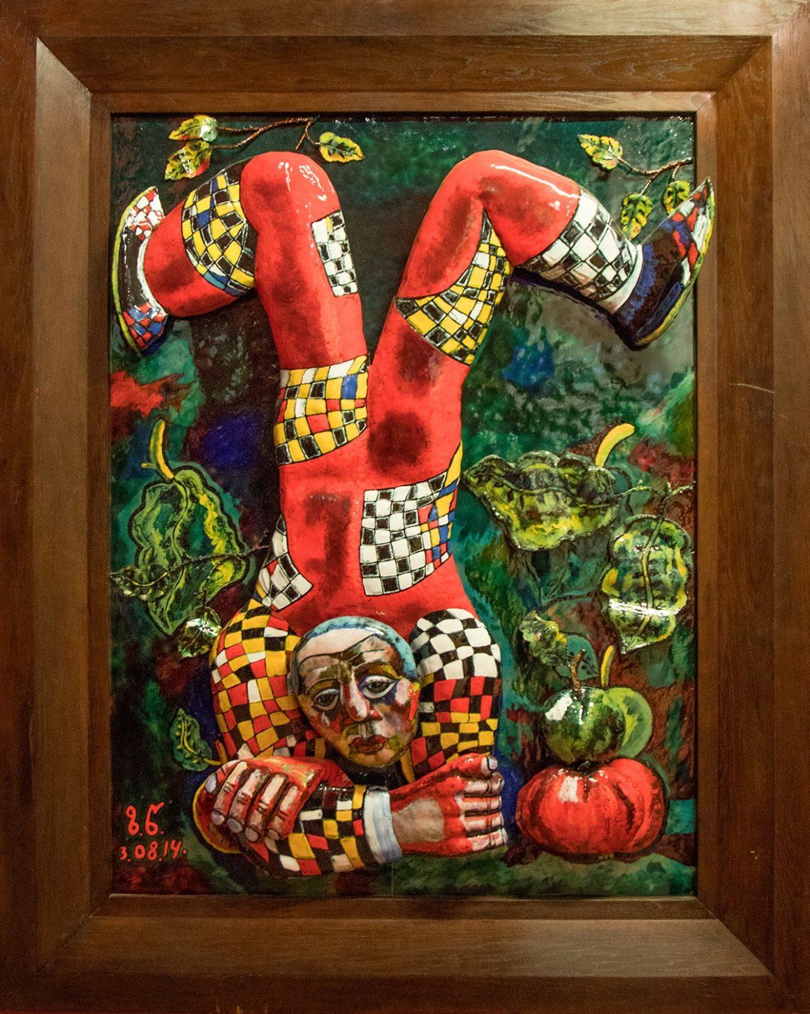 Biba. From the Circus series – 2015