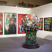 The Language of Flowers – Bahrain Art Fair 2018