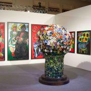 The Language of Flowers – Bahrain Art Fair 2018