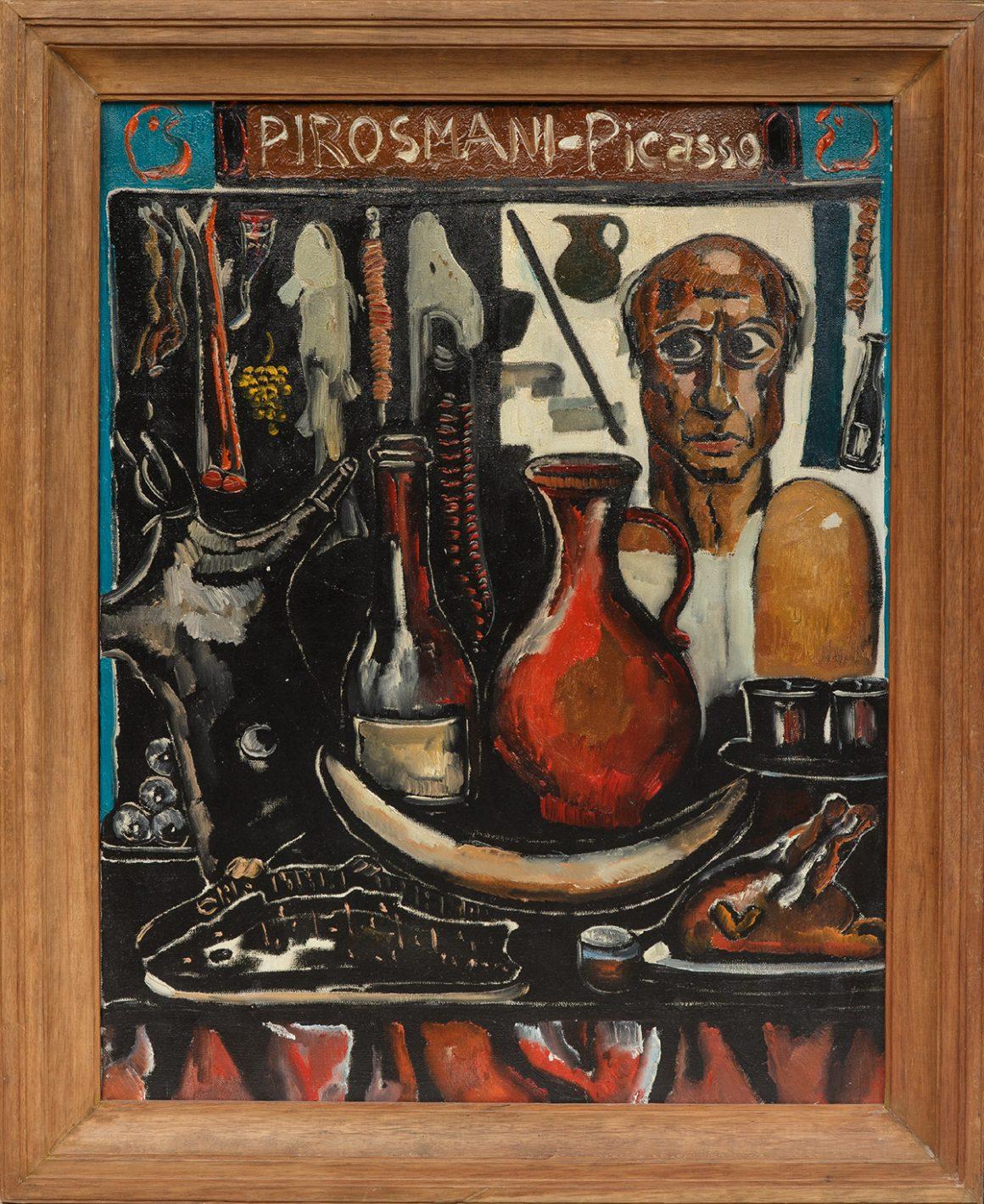 Pirosmani – Picasso – 1987