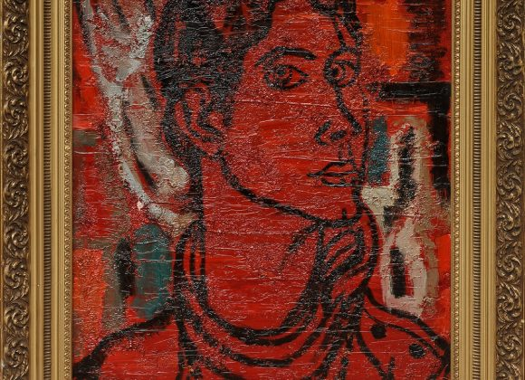 Portrait of Lyuda – 1992