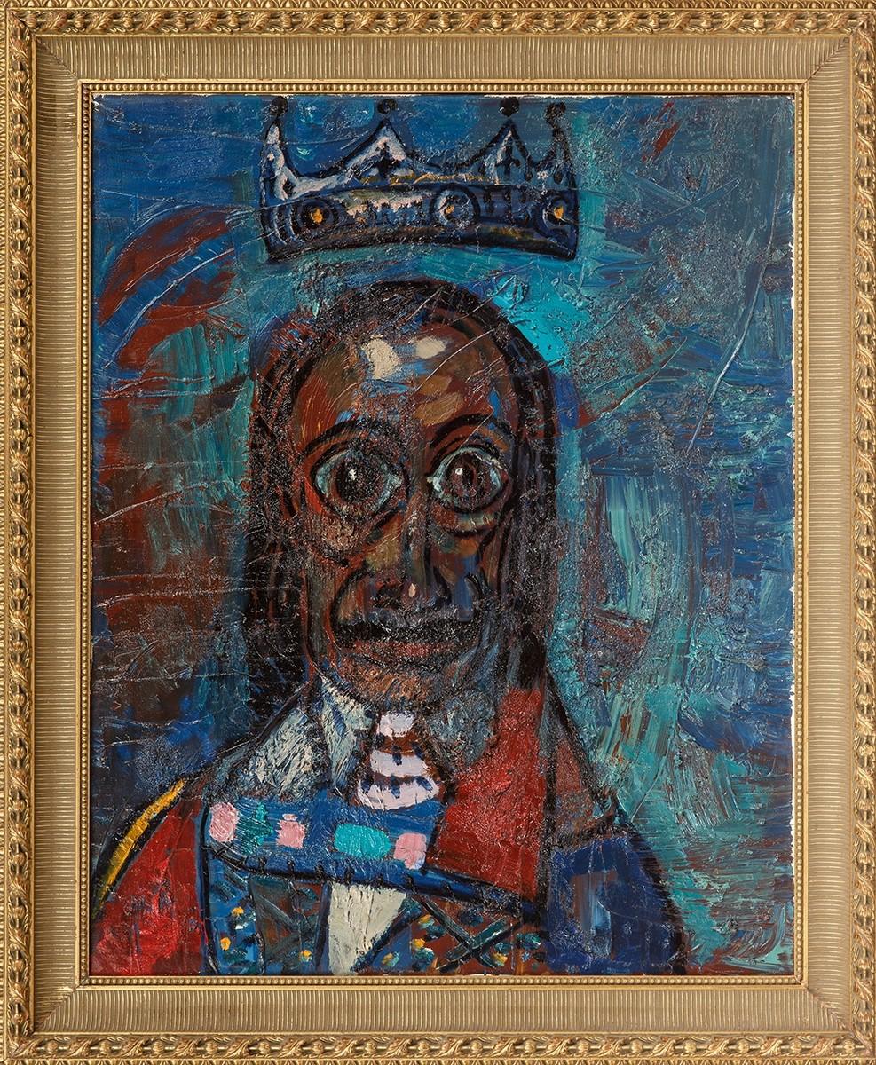 Salvador Dali  – 1983