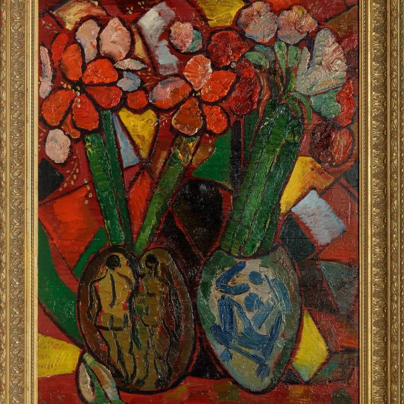 Still life «He and She» – 1990
