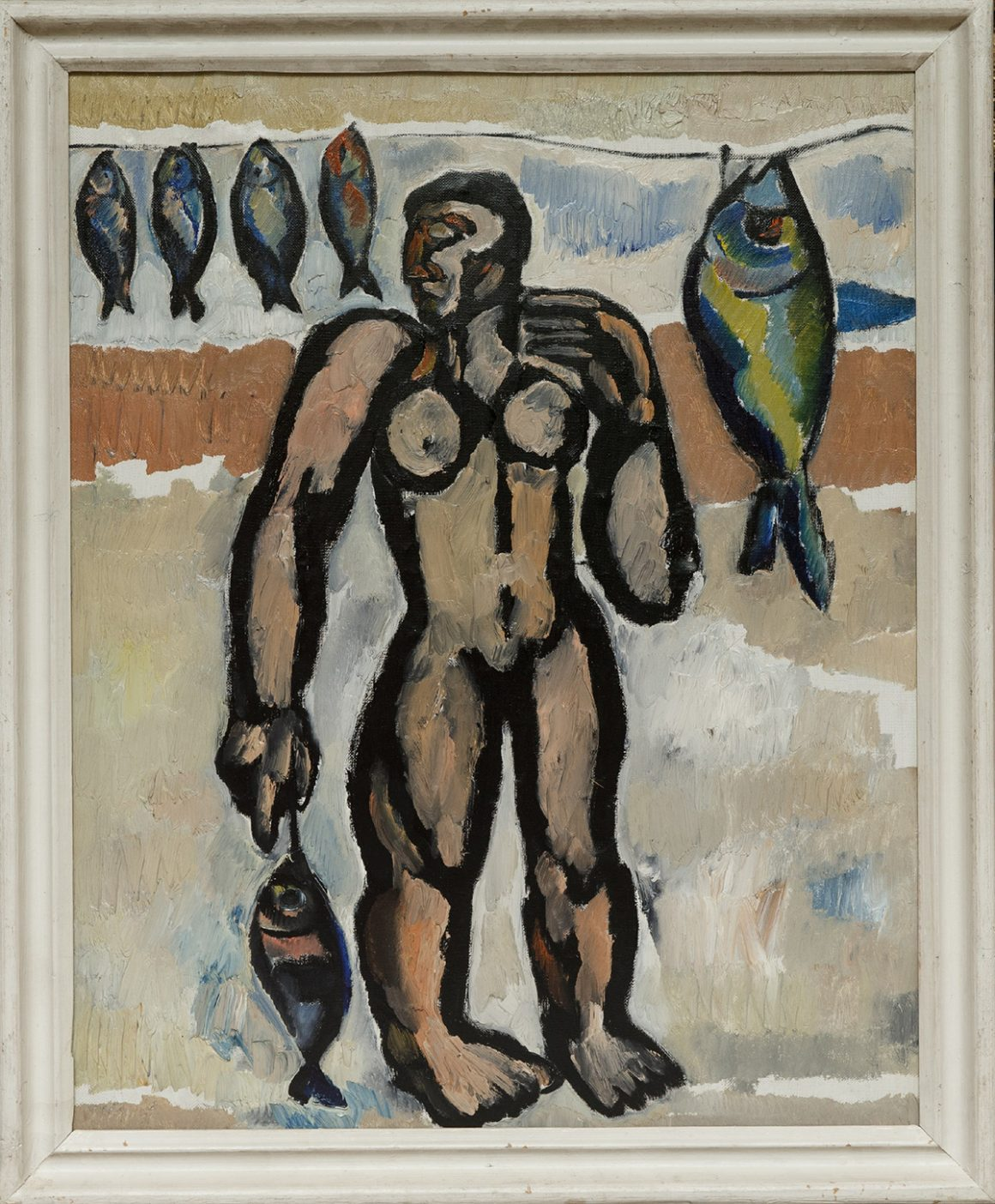 The Fish is Sun-Drying – 1983