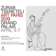 Zurab Tsereteli: Art Paris 2019