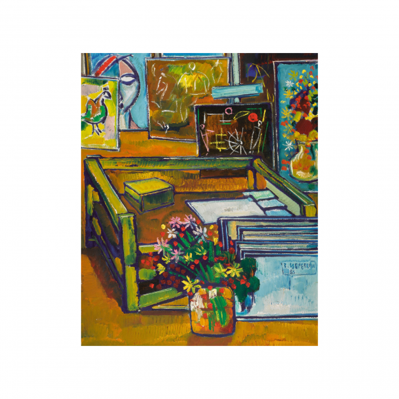 """""""The Artist's Studio"""" Sells at Sotheby's London"""